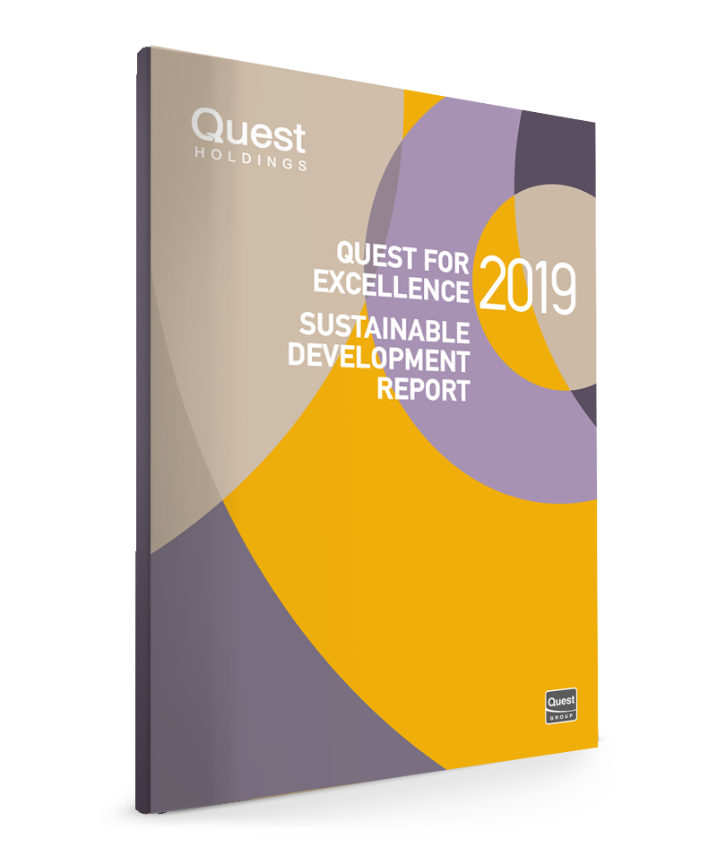 Sustainable Development Report Quest 2019