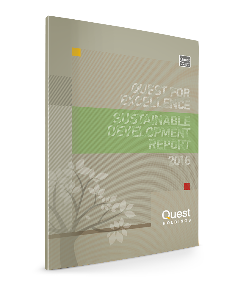 Sustainable Development Report Quest 2016