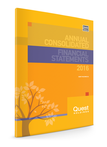 Annual Consolidated Fianancial Statements 2016