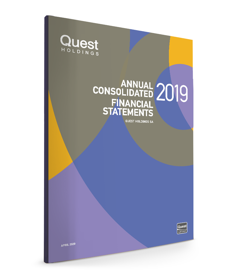 Annual Consolidated Fianancial Statements 2019