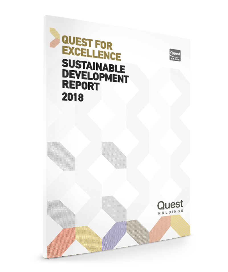 Sustainable Development Report Quest 2015